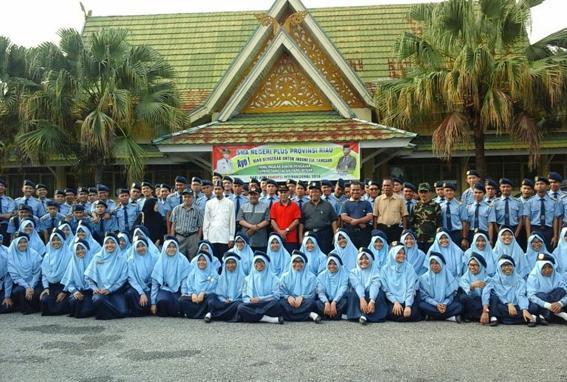 Pengumuman Seleksi Administrasi PPDB SMAN Plus Prov.Riau Tahun Ajaran 2020/2021